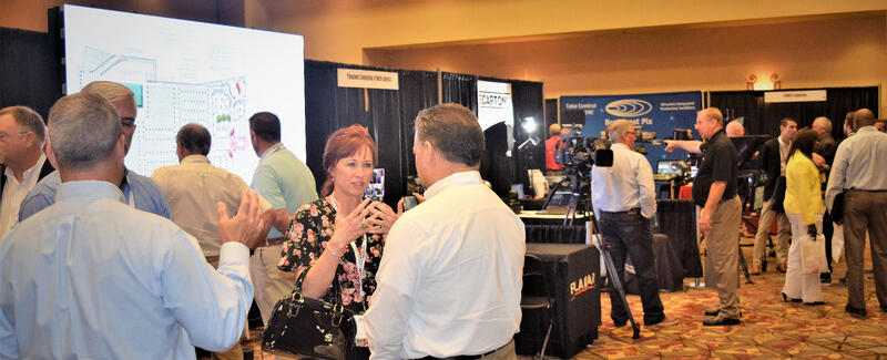 Ask questions and get demos from leading audiovisual manufacturers at the free 2019 Fusion Technology Expo.