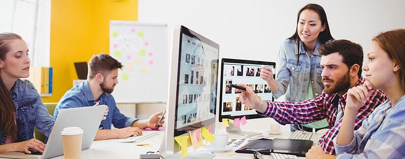 Team collaboration requires flexible solutions that support in-person and remote collaboration and innovation.
