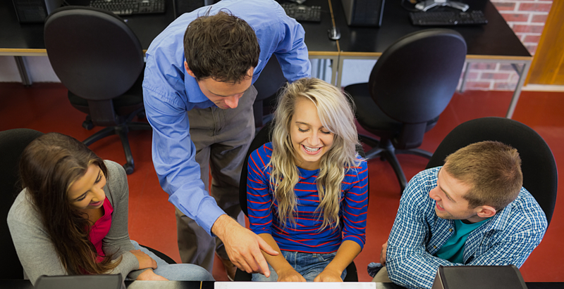 Technology is key to creating effective, personalized learning opportunities.