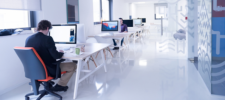 Simple fixes can help mitigate the downsides of open office layouts.