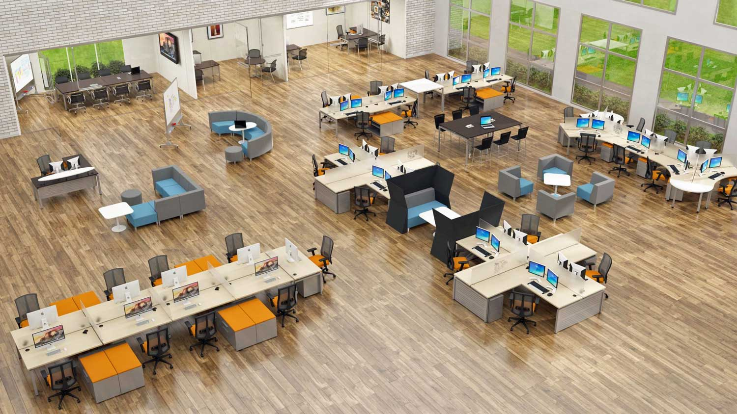 Fixing the Open Office Floor Plan
